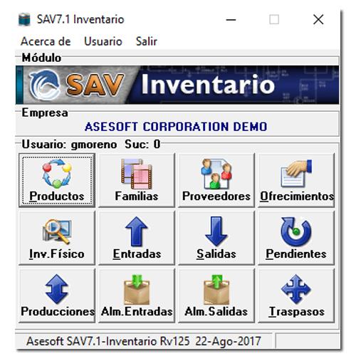 SAV-Inventario 3
